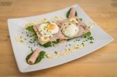 or eggs benedict